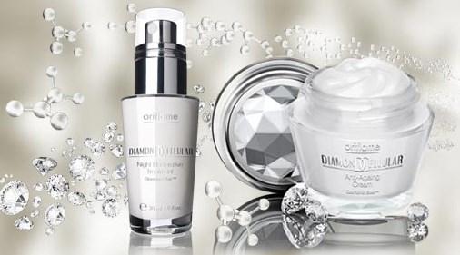 Diamond Cellular - Клеточный крем молодости для кожи вокруг глаз Diamond Cellular: отзывы