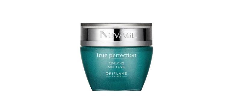 Отзывы о продукции Орифлэйм Ночной крем NovAge True Perfection: отзывы