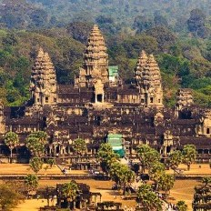 Камбоджа: Ангкор Ват