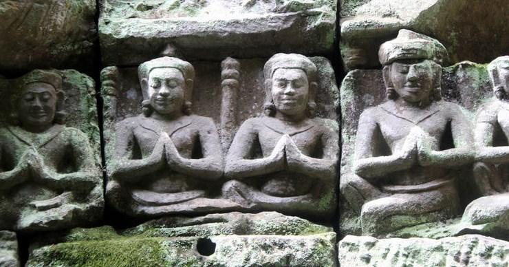 Анкор Ват Камбоджа