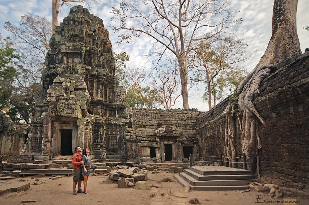 Храм Анкор-Ват фото