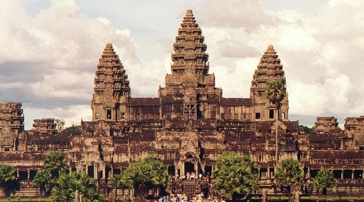 Ангкор Ват - Камбоджа: Ангкор Ват