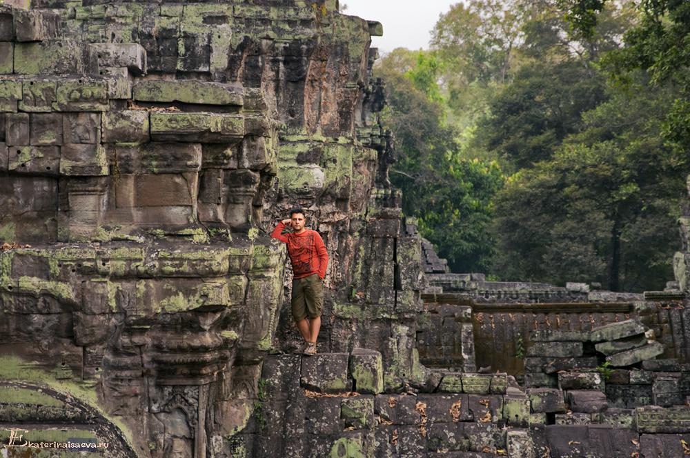 Древние Храмы Ангкор-Ват