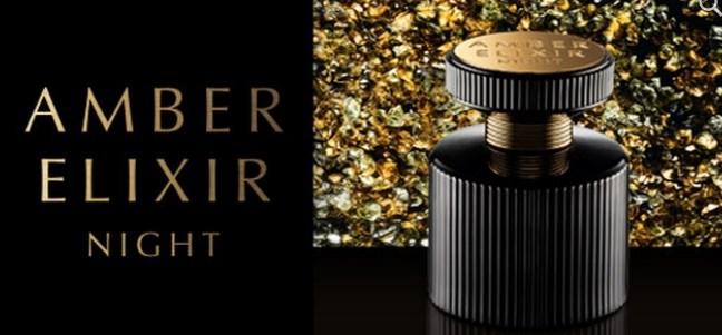 Amber Elixir Night Oriflame - Парфюмерная вода Amber Elixir Night: отзывы