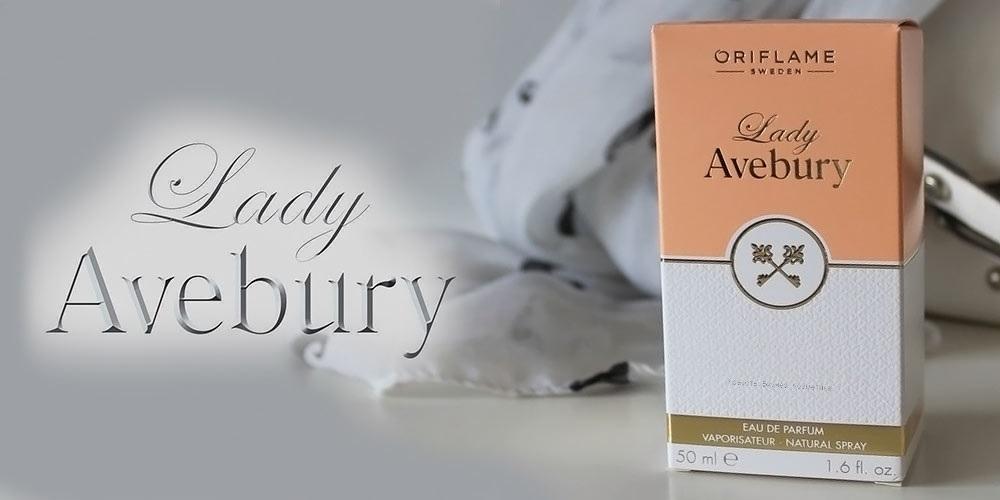 Lady Avebury Eau de Parfum Oriflame - Парфюмерная вода Lady Avebury: отзывы