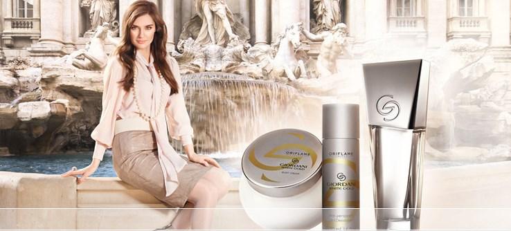 Oriflame Giordani White Gold - Парфюмерная вода Giordani White Gold: отзывы