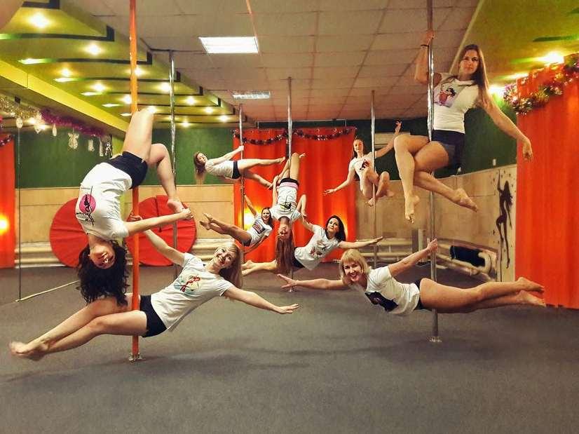 Studiya Pilona Balakovo - Танцы на шесте в Балаково: Pole Dance - Пилон