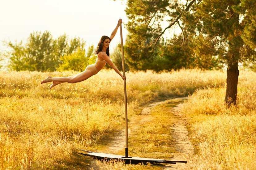 Tanci na Pilone Balakovo - Танцы на шесте в Балаково: Pole Dance - Пилон
