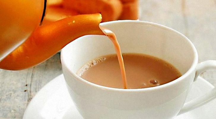 chaj s molokom dlya poxudeniya kalorijnost napitka - Молоко и зеленый чай для похудения: отзывы
