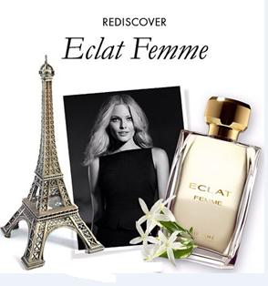 Шикарный аромат - Eclat Femme