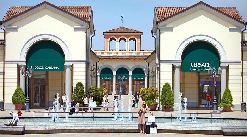 SERRAVALLE DESIGNER OUTLET - Шопинг в Милане: аутлет центры