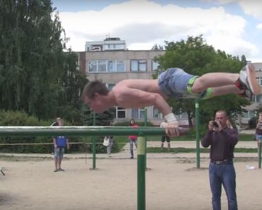 Street Workout в Балаково