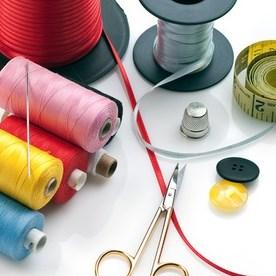 Швейная фурнитура и упаковочные материалы от производителя