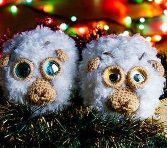 Как сделать новогоднюю овечку своими руками