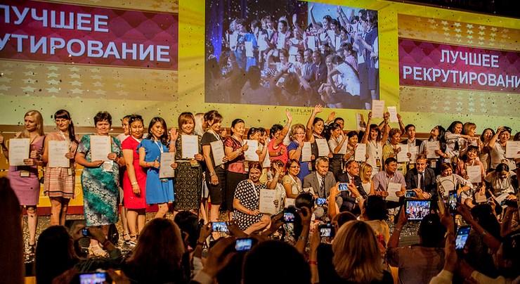 Конференция Менеджеров Орифлейм в Египте 2015