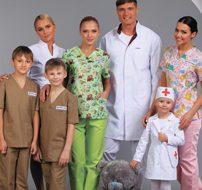 Медицинская одежда медикал сервис