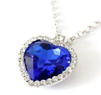 Ожерелье «Сердце Океана» – воплощение таинственности «Титаника»