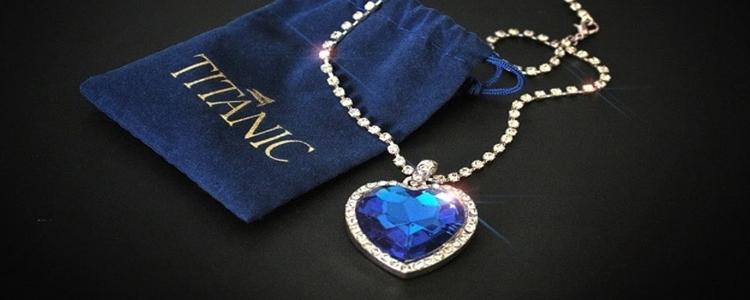 ozherele serdce okeana2 - Ожерелье «Сердце Океана» – воплощение таинственности «Титаника»