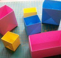 Мастер класс по изготовлению подарочной коробочки
