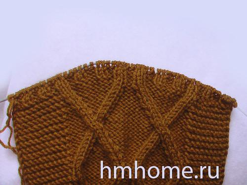 zimnyaya shapka kotoraya podcherkivaet krasotu4 - Зимняя шапка, которая не скрывает, а подчеркивает красоту