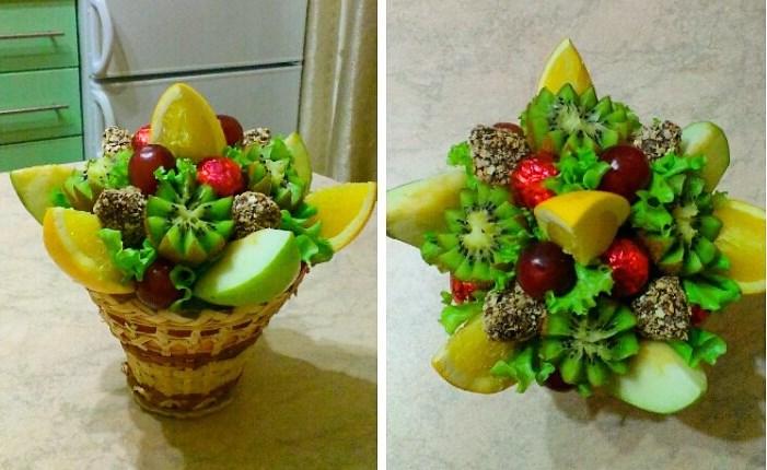 Korzinka iz Fruktov
