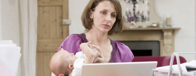 Biznes v dekrete - Бизнес в декрете: как зарабатывать дома