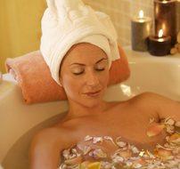 Антицеллюлитные ванны – залог красивой кожи