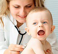 Кашель у грудничка: как лечить кашель у грудничка?