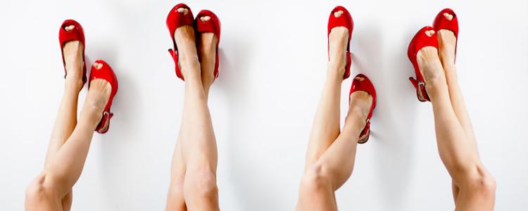 o chem mogut rasskazat zhenskie nogi2 - О чем могут рассказать женские ноги?