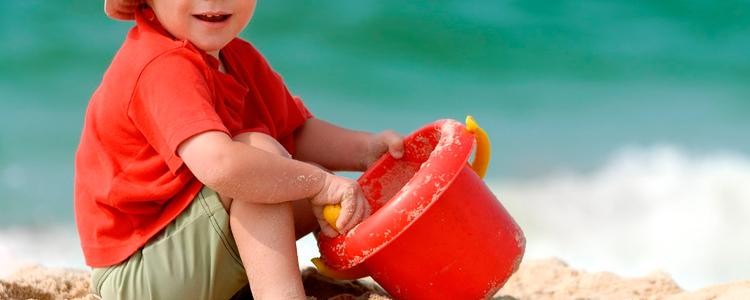 Отдохнуть с ребенком на море