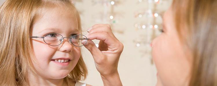 Зрение у детей — когда бить тревогу?