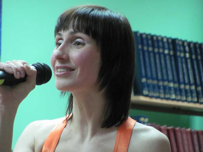 Anna Grustlivaya