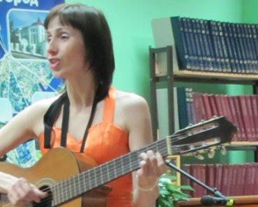 Анна Грустливая: творческий вечер балаковской поэтессы