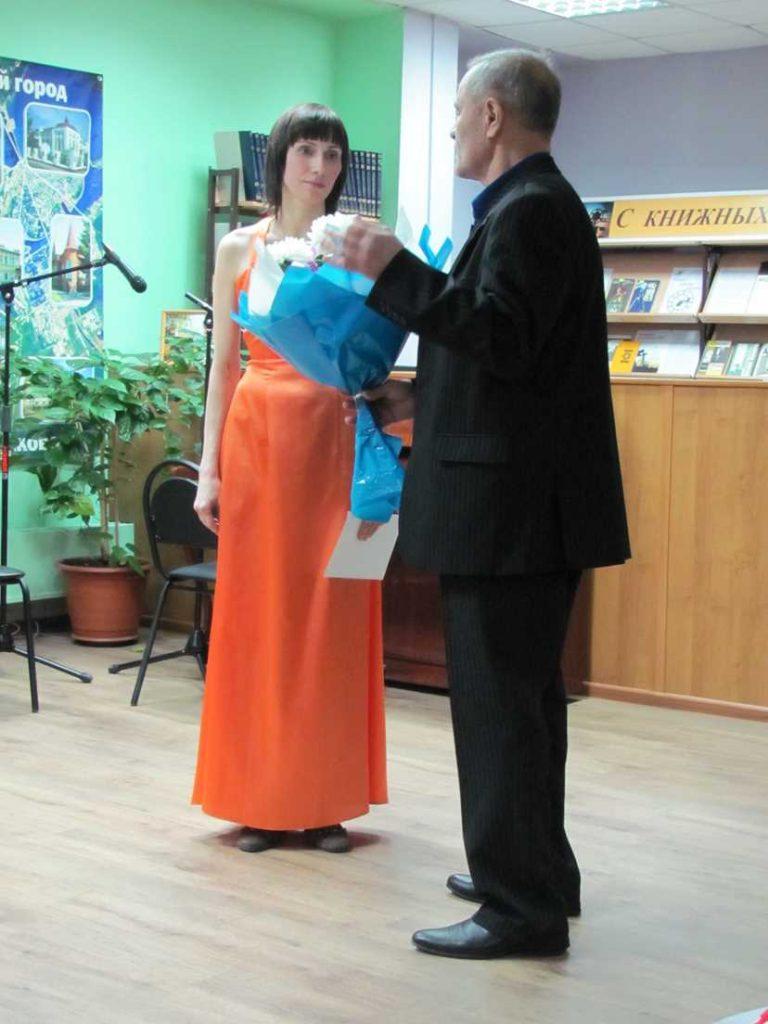 Vladimir Harchenko i Anna Grustlivaya