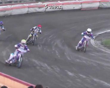 Турбина - Мега-Лада: Спидвей - Командный Чемпионат России 2016