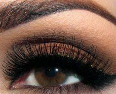 Макияж для карих глаз - как сделать: варианты