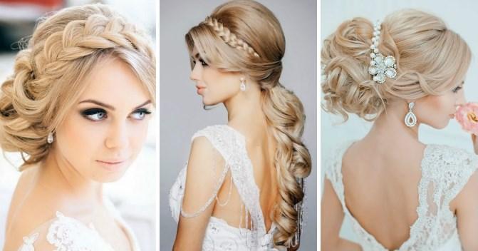 Svadebnaie Pricheski 3 - Свадебные прически: модные тренды