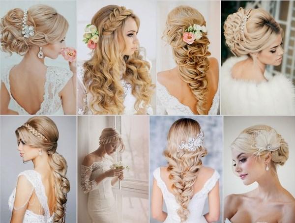 Svadebnaie Pricheski - Свадебные прически: модные тренды