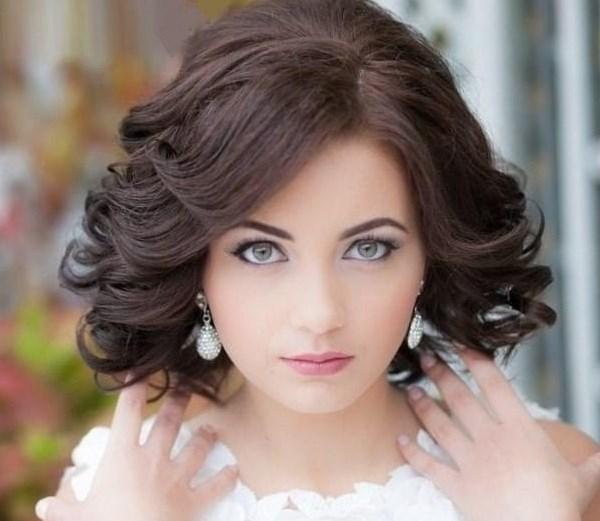 Svadebnaya Pricheska 2 - Свадебные прически: модные тренды