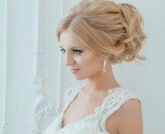 Свадебные прически: модные тренды