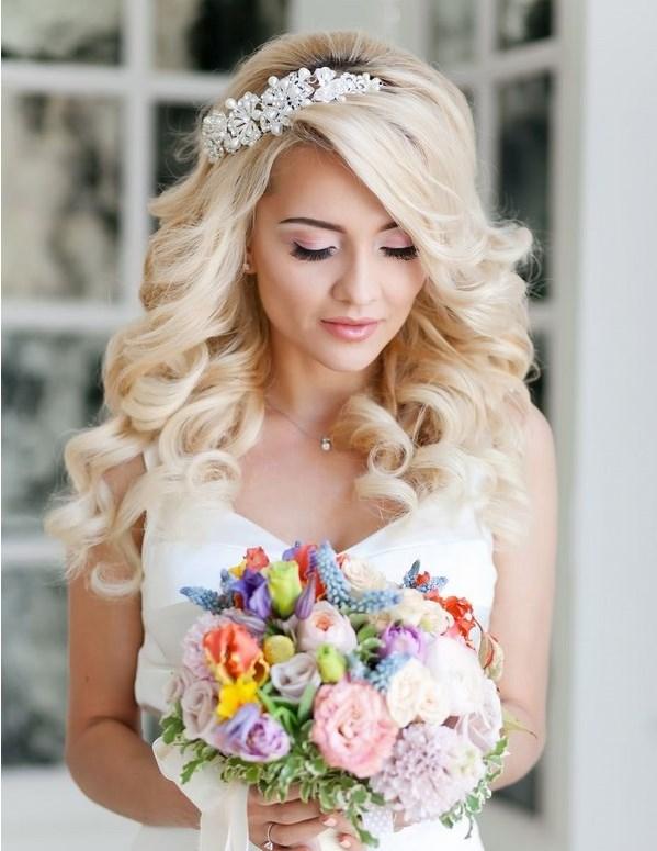 Svadebnaya Pricheska 3 - Свадебные прически: модные тренды