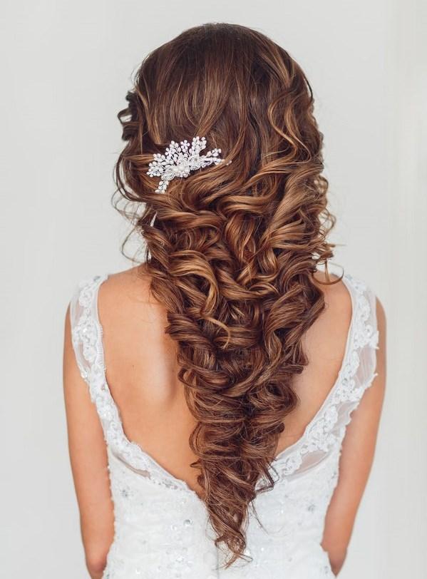 Svadebnaya Pricheska 5 - Свадебные прически: модные тренды
