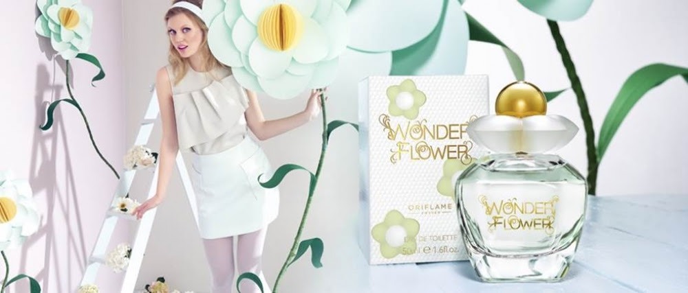 Wonder Flower Oriflame - Туалетная вода Wonder Flower - новый аромат Орифлейм