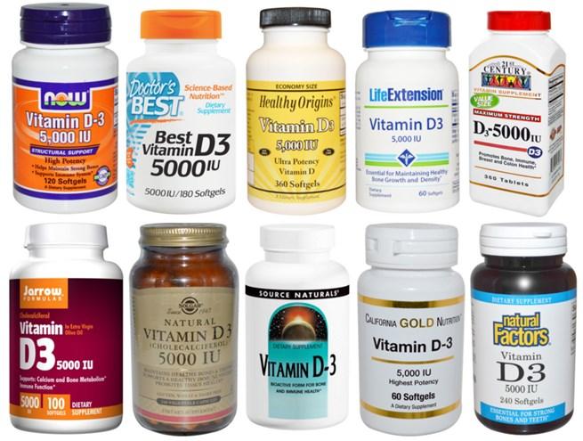 Vitamin D - Витамин D - Кальциферол: влияние на организм