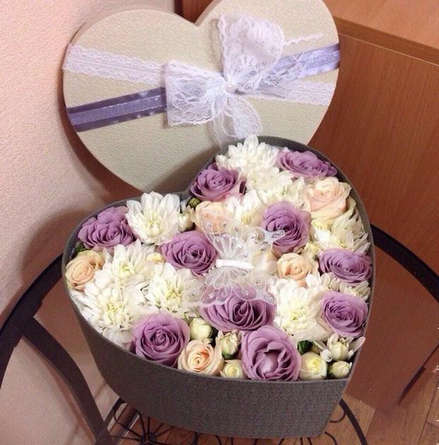 Flowers Box Balakovo 2 - Цветы Балаково: доставка цветов в Балаково