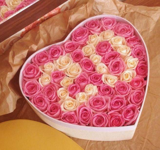 Flowers Box Balakovo 20 - Цветы Балаково: доставка цветов в Балаково