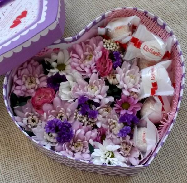 Love Box Balakovo Cveti - Цветы Балаково: доставка цветов в Балаково