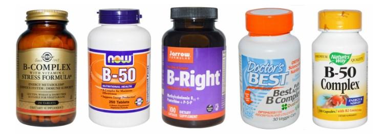 VitB - Витамины группы B: зачем нужен Витамин В