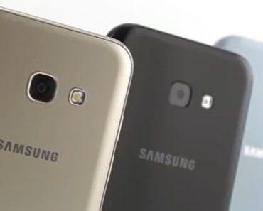Samsung Galaxy A 2017 Обзор смартфонов А3 А5 А7