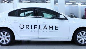 Автобонус Орифлейм 2017 - автомобиль Шкода Рапид
